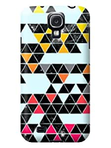 Phone Co samsung galaxy s4 Case Cover, New Style,TPU, Colorful, The Most fashionable Design