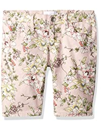 The Children's Place - Falda de Mezclilla Estampada para niñas Grandes
