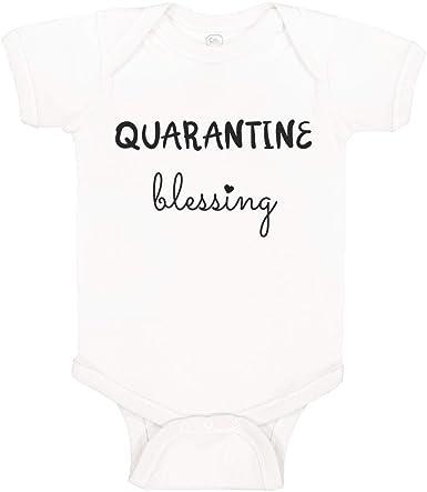 Unisex Baby Onesie Baby Shower Gift Baby onesie Newborn Baby Outfit Straight Outta Quarantine Baby Onesie Newborn Baby Onesie