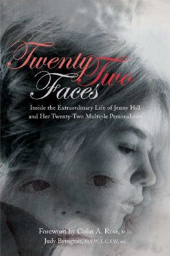 Twenty-Two Faces -  Judy Byington, Perfect Paperback
