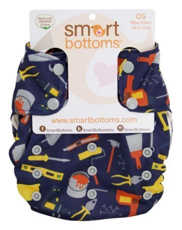 Smart Bottoms AIO Cloth Diaper product image