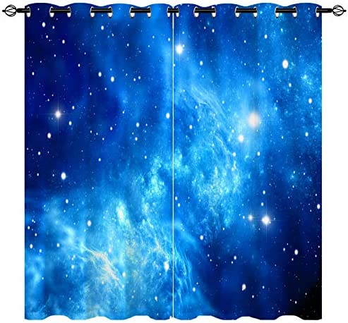 ANHOPE Galaxy Curtains