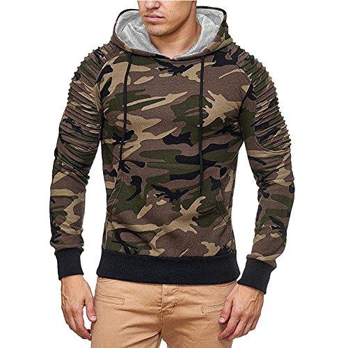Clearance Sale [M 2XL] ODRDღ Hoodie Männer Sweatshirt