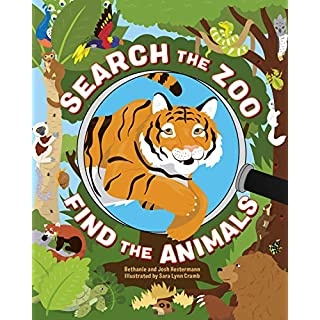 Search the Zoo, Find the Animals