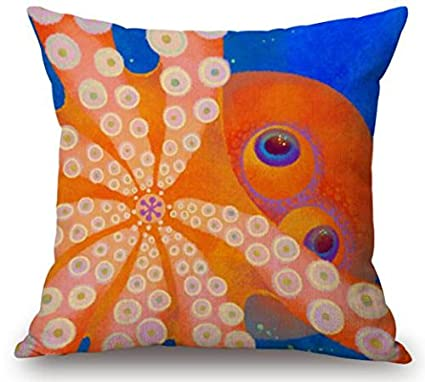 Amazon.com : Maiyubo Luxury Flower Vase Pillow Cushion Cover ...