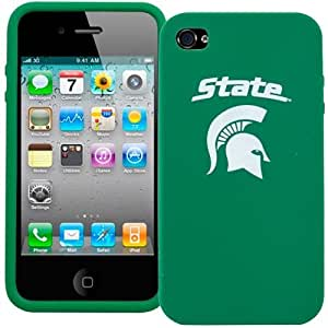 Wishing Michigan State Spartans iPhone 4 and 4S Case: Silicone Cover