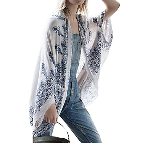 Bestyou Womens Fashion Geometry Cardigan product image