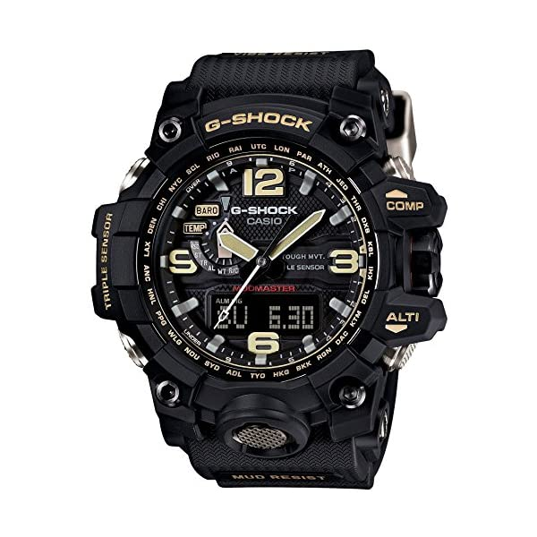 51auTqzlD L. SS600  - Casio G-Shock Mudmaster Mens Watch (Black)