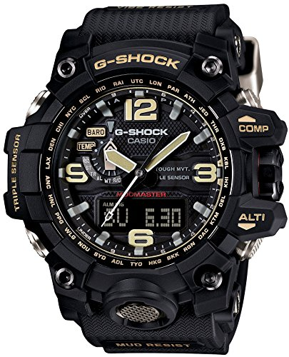 CASIO G-SHOCK MUDMASTER GWG-1000-1AJF Mens Japan import by Casio