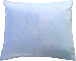 product image for SheetWorld - Baby Pillow Case - Light Solids - Baby Blue - Made In USA