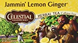 Jammin Lemon Ginger 20 Bags (Case of 6) For Sale