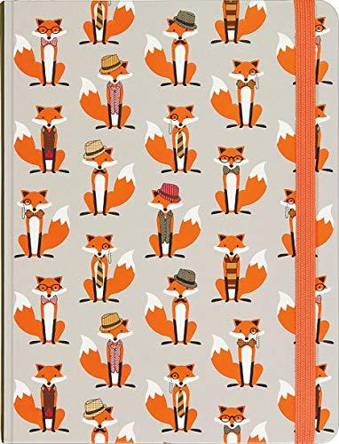 Dapper Foxes Journal (Diary, Notebook)