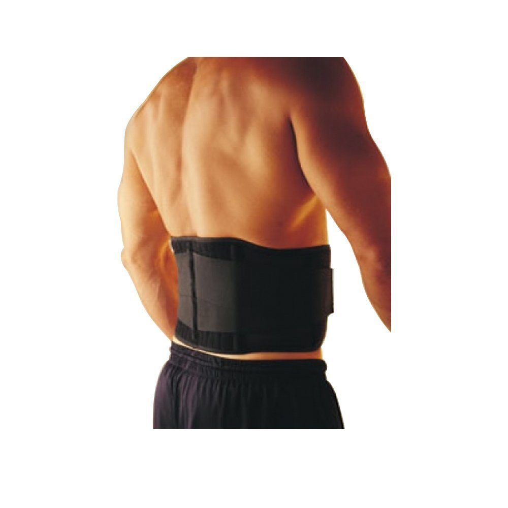 20 pcs Magnets Lumbar Brace Belt Waist and Lower Back Support Brace with Therapeutic Magnets Unisex(S-XXL) (XL)