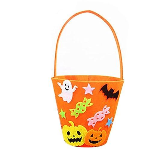 Delisouls Truco o Trato para Halloween Bolsas, Halloween ...