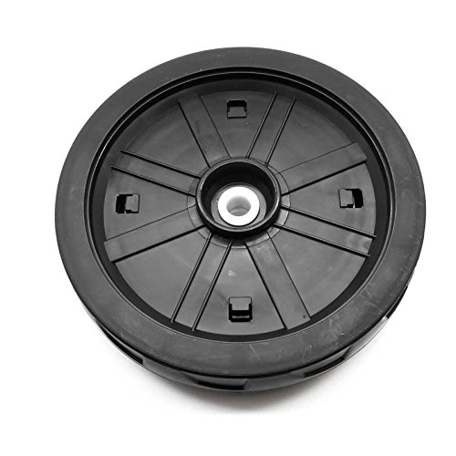 Genuine Castel Garden Lawnmower 175mm Wheel 381007475/0 For Models Listed Genuine UK Supplied Part