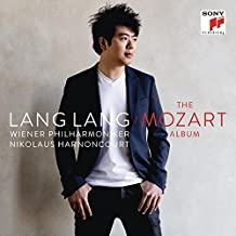 The Mozart Album by Lang Lang (2014-07-31)