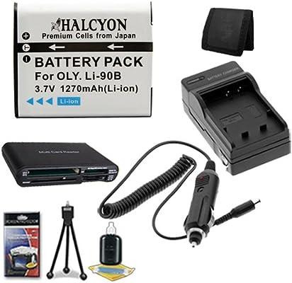 Amazon.com: Olympus Tough TG-1 ihs Digital Camera LI-90B ...