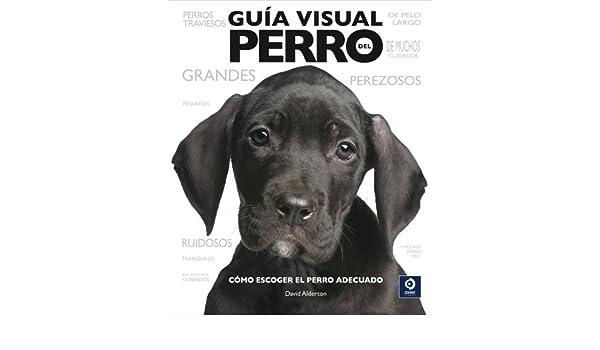 Guía visual del perro: Cómo escoger el perro adecuado (Spanish Edition): David Alderton: 9788497647885: Amazon.com: Books