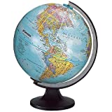Edu Science World Globe 12 inch Diameter Globemaster