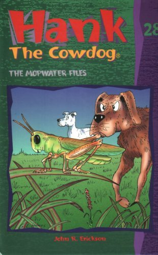book cover of The Mopwater Files