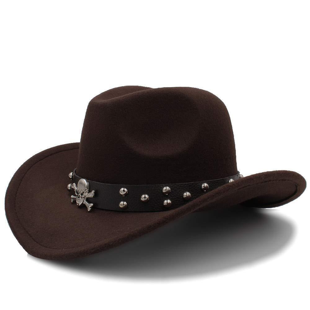 Kinue Home hat Unisex Fashion Western Cowboy Hat Solid Tourist Cap Outdoor Wide Brim Jazz Caps Gorras Wholesale Very Soft by Kinue