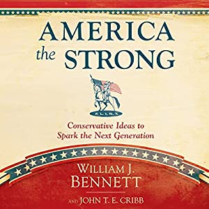 America the Strong Audiobook