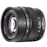 Mitakon Speedmaster 35mm f/0.95 Mark II Lens for Fuji X Mirrorless Cameras - Black