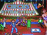 Circus Attractions - Commodore 64