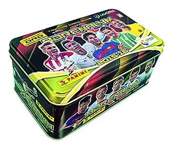 Liga BBVA - Caja metálica Tin Box Adrenalyn 2015/2016, (Panini 003127TINE)