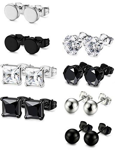 8 Pair Earring - 2