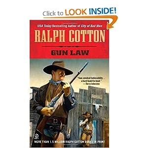 Gun Law (Ralph Cotton Western Series) Ralph Cotton