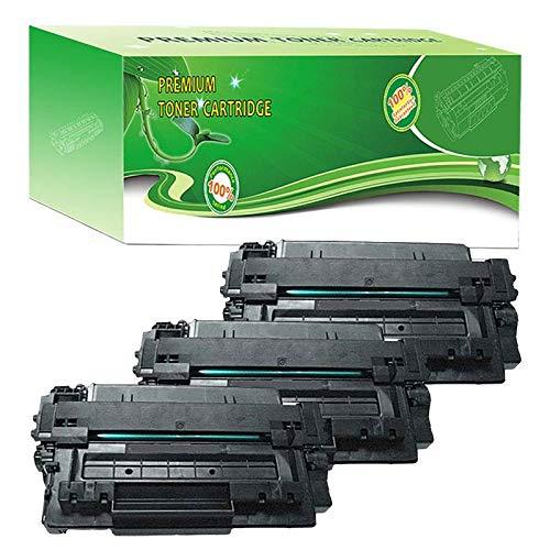 ABCink C3900A 00A Toner Compatible for HP Laserjet 4V,4MV Printer Toner Cartridge,8100 Yields(3 Pack,Black)