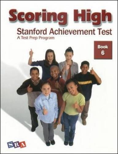 Achievement Test (Scoring High: Stanford Achievement Test, Book 6)