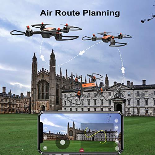 Drone with Camera, TOPVISION WiFi FPV 720P HD Camera & 480P Bottom