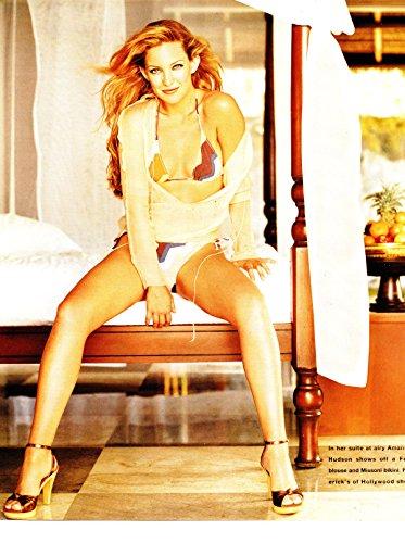 Kate Hudson original 1pg clipping magazine photo #R6782