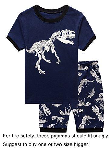 IF Pajamas Dinosaur Sleepwear Toddler product image