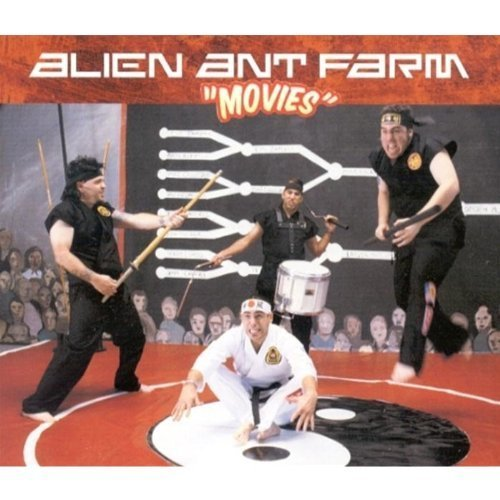 Price comparison product image Movies by Alien Ant Farm (2002-01-22)