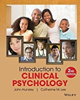 Introduction to Clinical Psychology: An Evidence-Based Approach by John Hunsley (2014-02-17)