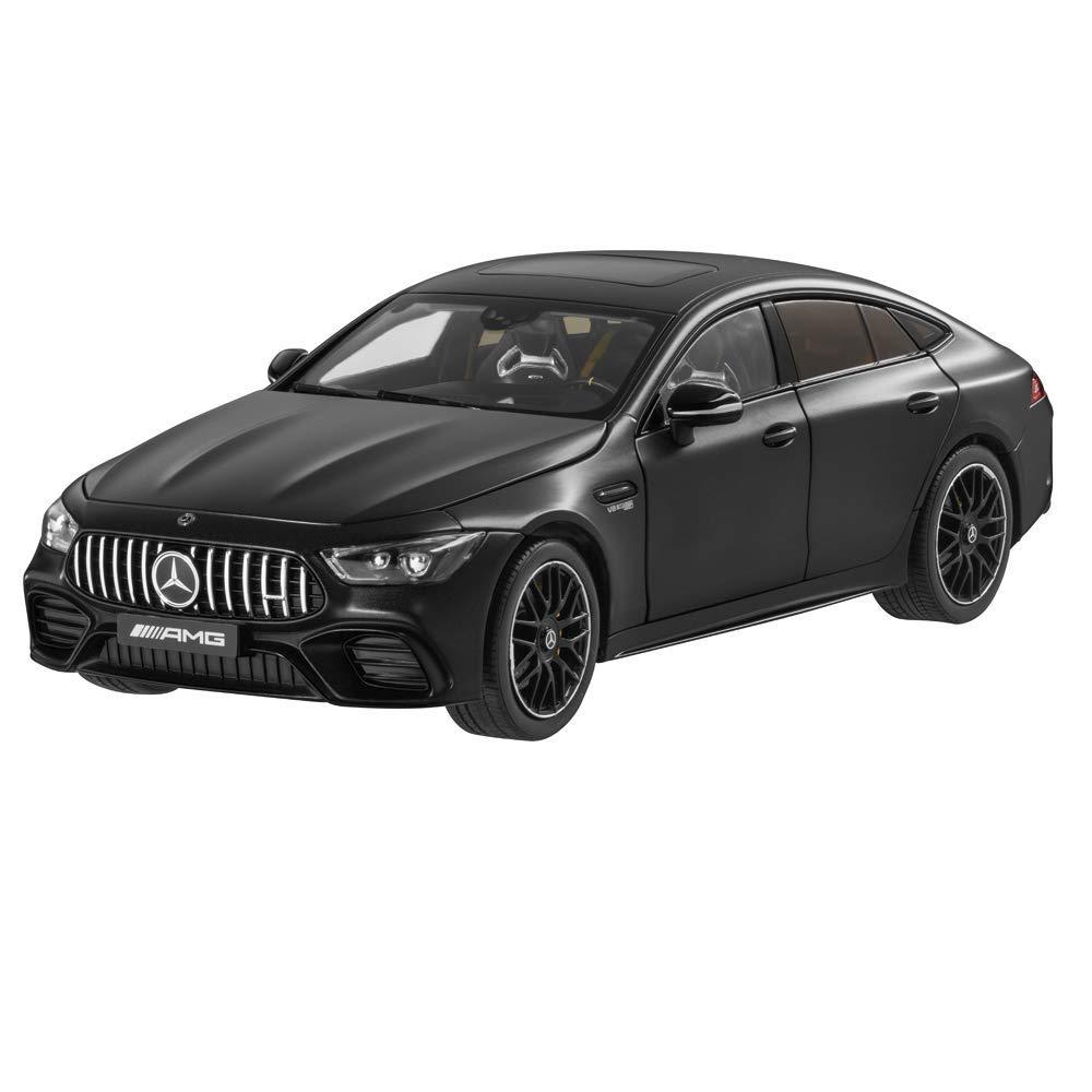 AMG GT 63 S 4MATIC Coup/é 4-t/ürig Graphitgrau Ma/ßstab 1:18 OVP Modellauto Mercedes Benz X 290