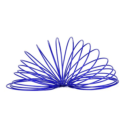 3D Pen Filament Refills - 10pc Different Colors 1.75mm (PLA Material) 21 Feet Per Colour, 2 Glow In The Dark Colors