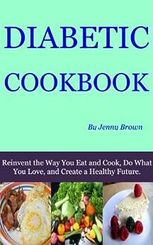 Diabetic Cookbook by [Brown, Jenny]