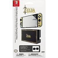Nintendo Switch Zelda Collector's Edition Protección de pantalla y pieles de PDP