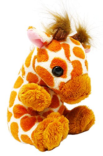 Park Toy Cute Baby Giraffe Animal Plush Squeaky Doll Toy (Life Size Grinch)