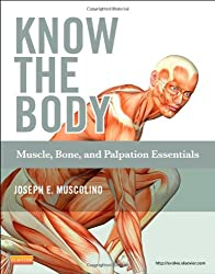 Know The Body Muscle Bone And Palpation Essentials 1e