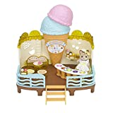 Calico Critters Seaside Ice Cream Shop