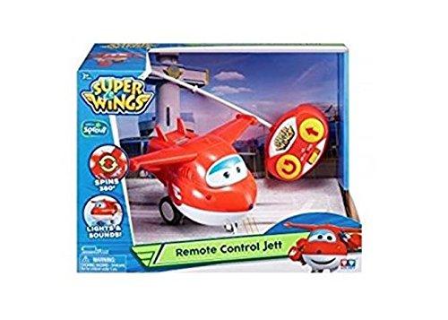 Auldey Super Wings V/éhicule JETT radiocommand/é YW710710