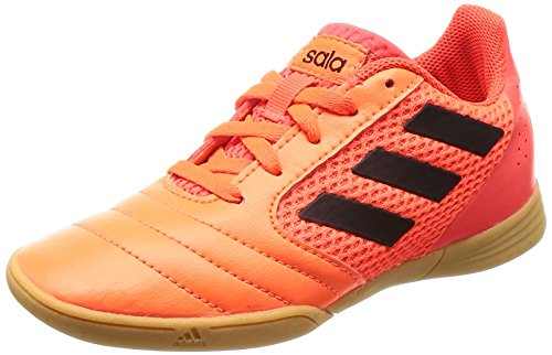 huge selection of f2b84 e0af8 Adidas 4 solar Red J Orange De Zapatillas Ace Niños core Multicolor Sala  Fútbol solar Para 17 Black FrqHFwxg