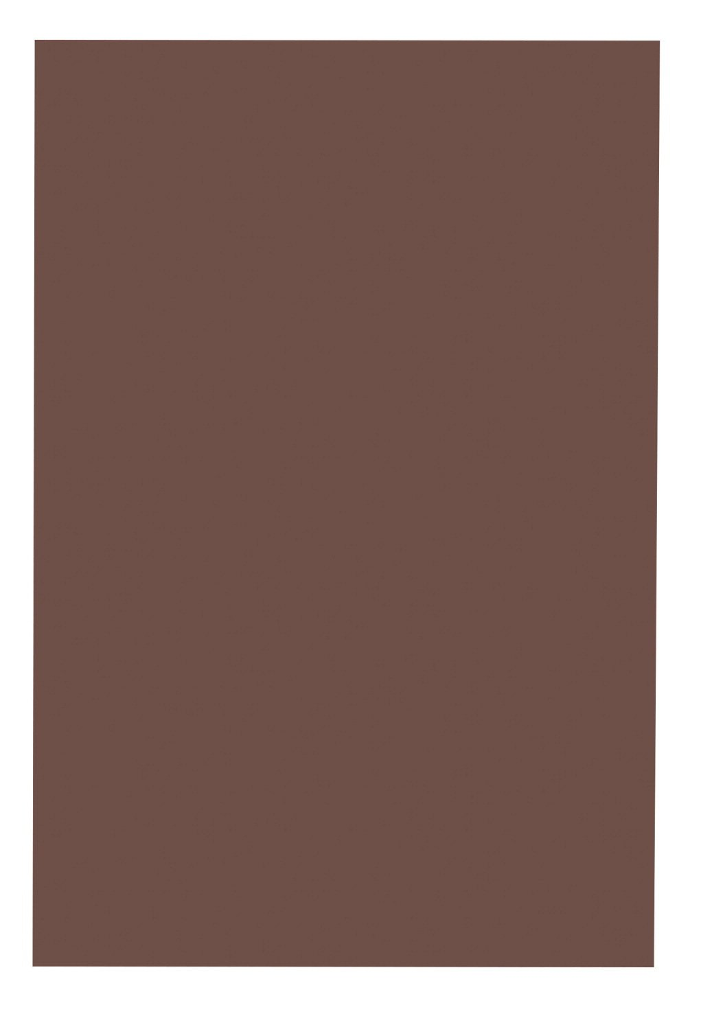 School Smart 1485736 Railroad Board, 4-ply Thickness, 22'' x 28'', Brown (Pack of 25)