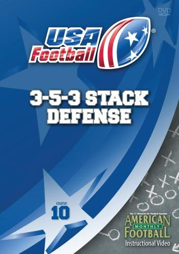 (USA Football presents 3-5-3 Stack)