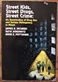 Street Kids, Street Drugs, Street Crime 9780534192426